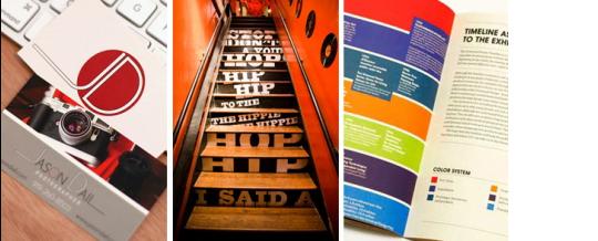 design portfolio examples